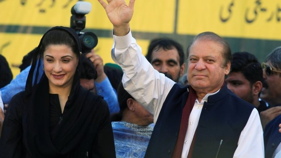 Nawaz Sharif: Ex-PM and daughter released from Pakistan prison
