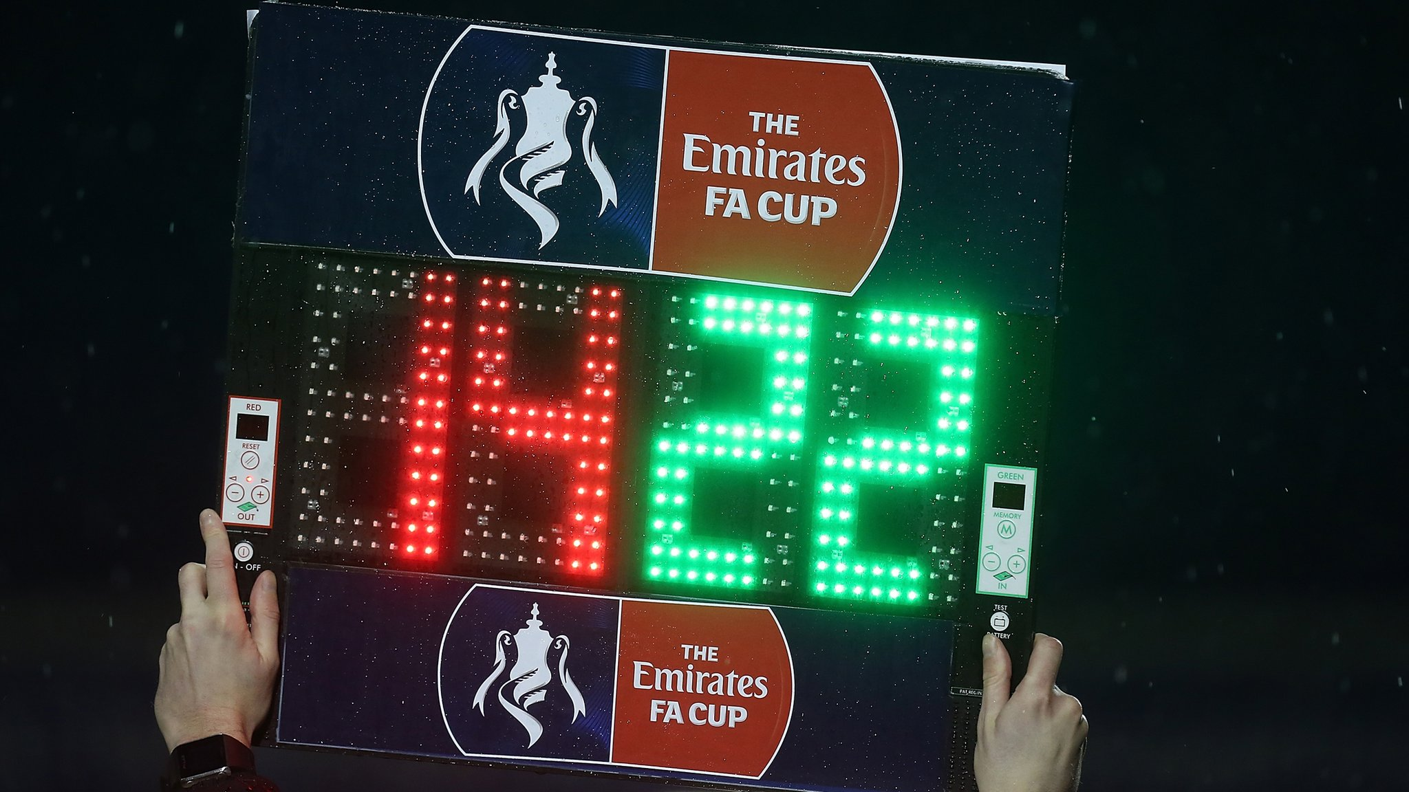 FA Cup: Fourth substitute to be allowed in latter stages of competition