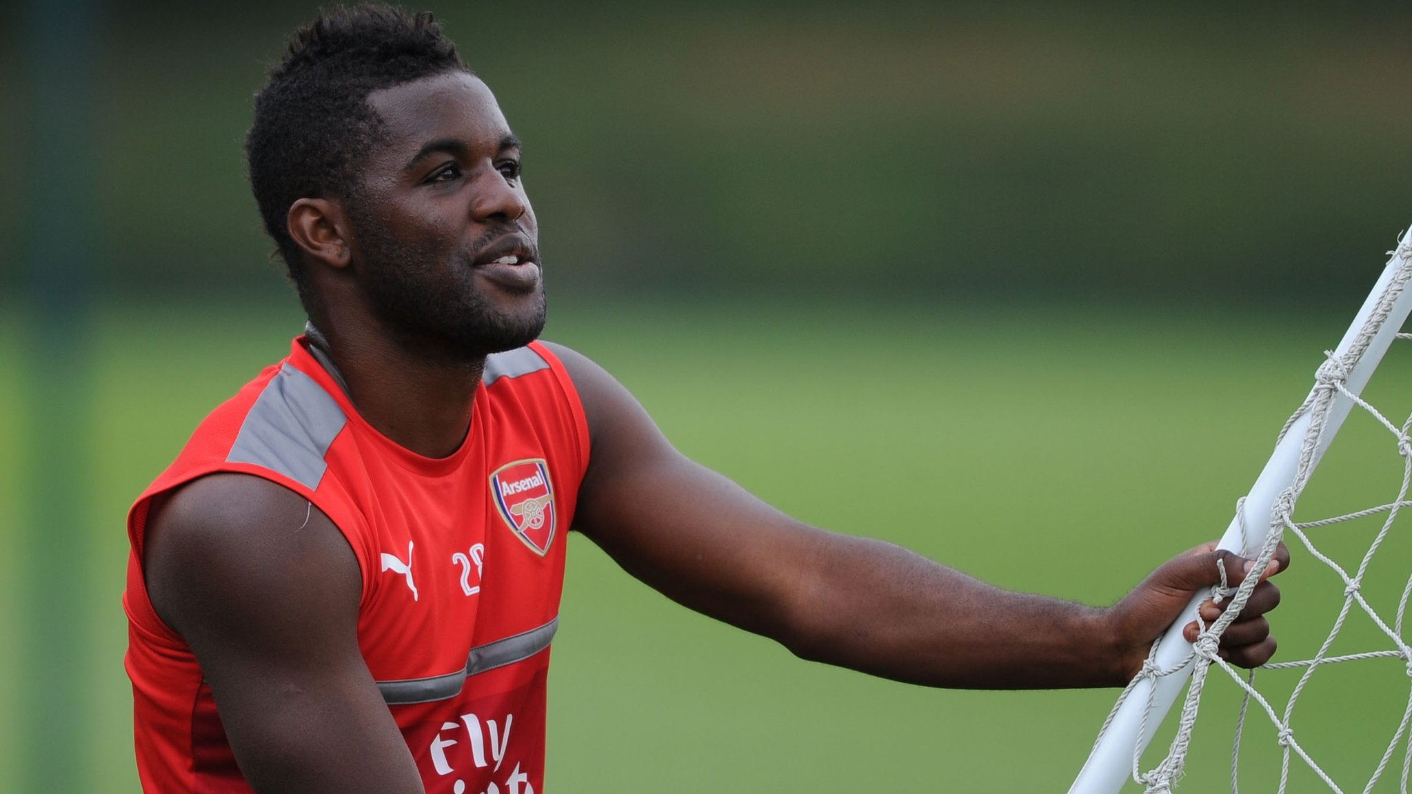 Joel Campbell: Arsenal forward joins Serie A newcomers Frosinone | BBC