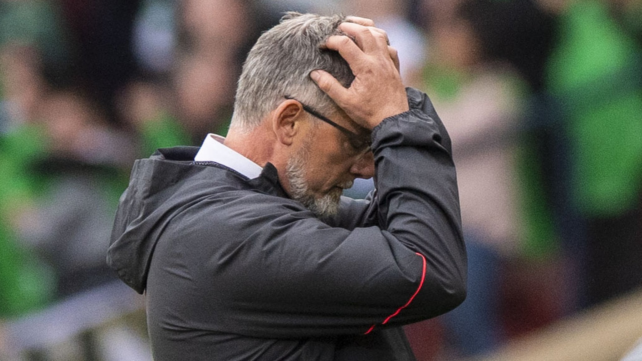 Hearts 1-2 Celtic: Craig Levein says concentration lapses cost team in Scottish Cup final loss