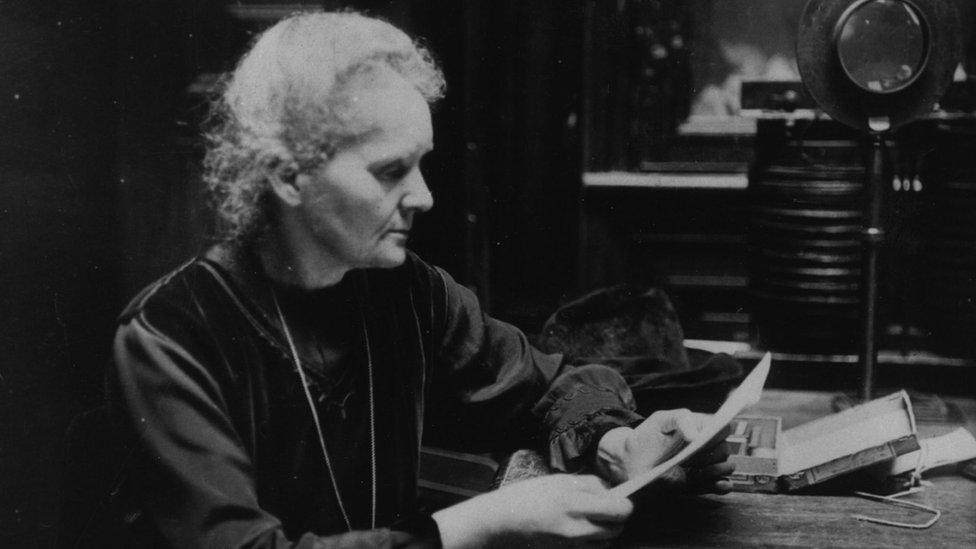 Marie Curie fue una pionera en más de un sentido.