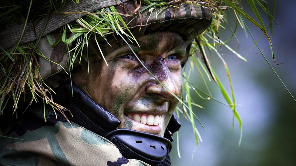 In pictures: Army Photographic Competition 2018