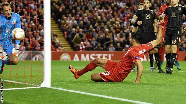Video: Liverpool vs Rubin Kazan