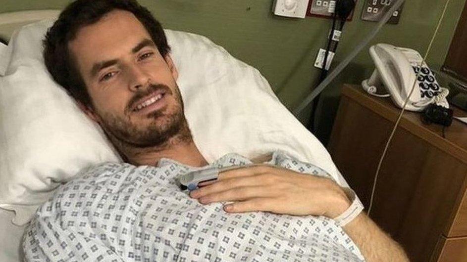 Andy Murray Tennis Star Has Hip Operation CBBC Newsround
