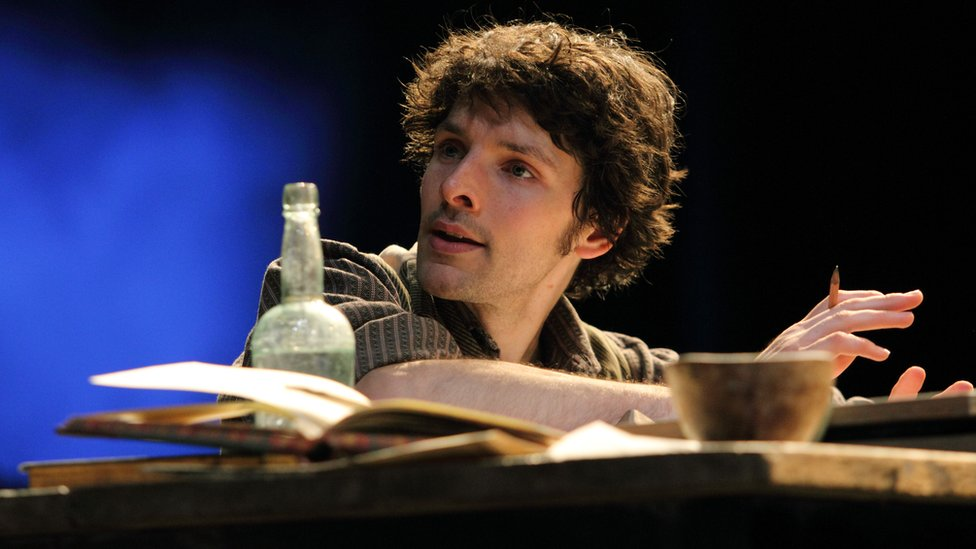 How Merlin star Colin Morgan is returning to his Irish roots
