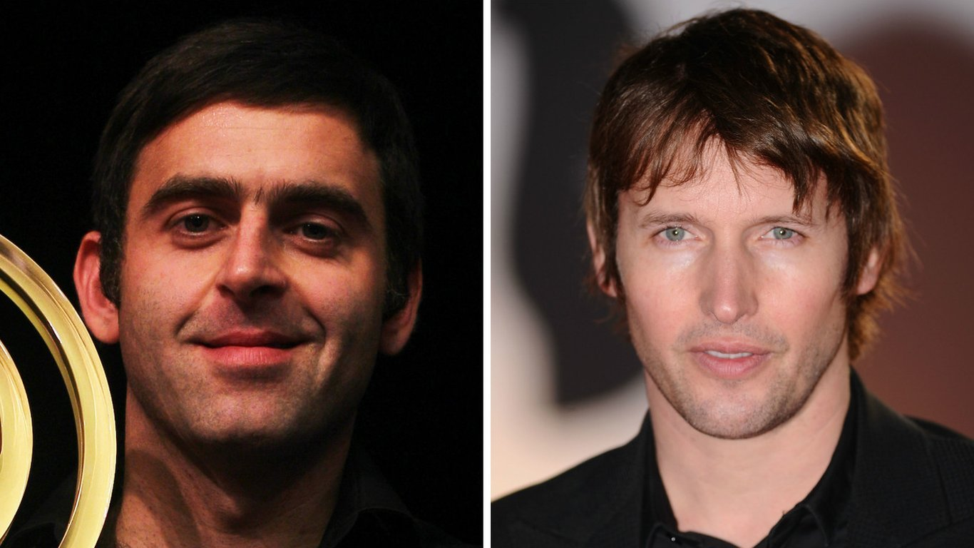 'No pressure to make a great album every year': O'Sullivan feels like 'cool dude' James Blunt