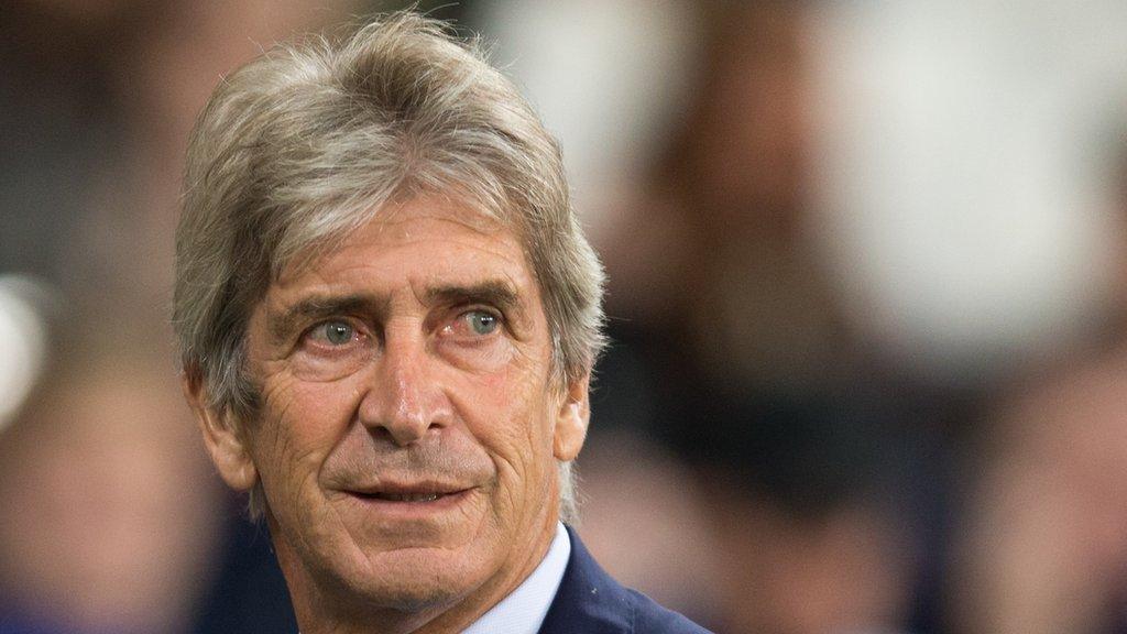 West Ham United v Tottenham Hotspur | BBC