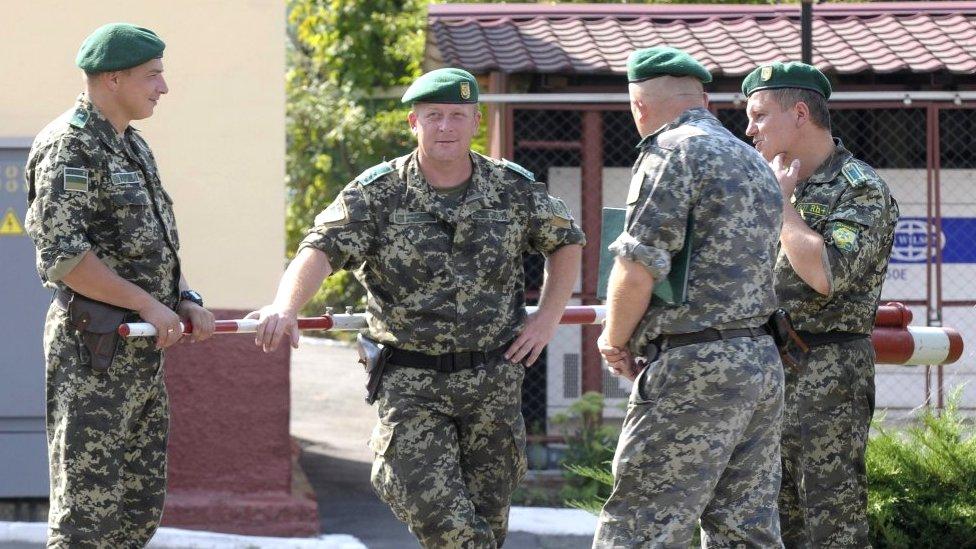 Українських прикордонників у Росії арештували на 2 місяці