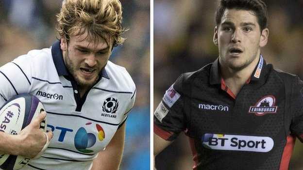 Gray and Hidalgo-Clyne out of Scotland tour