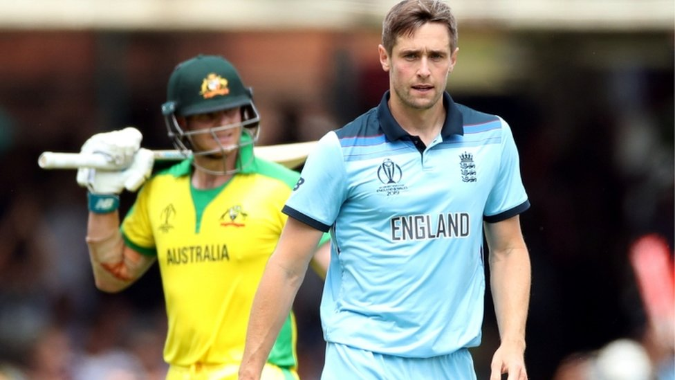 Cricket World Cup: England V Australia
