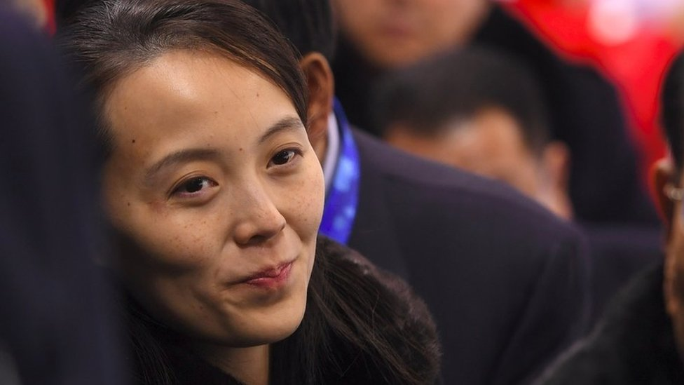 North Korea's Kim Yo-jong baby rumours fascinate South