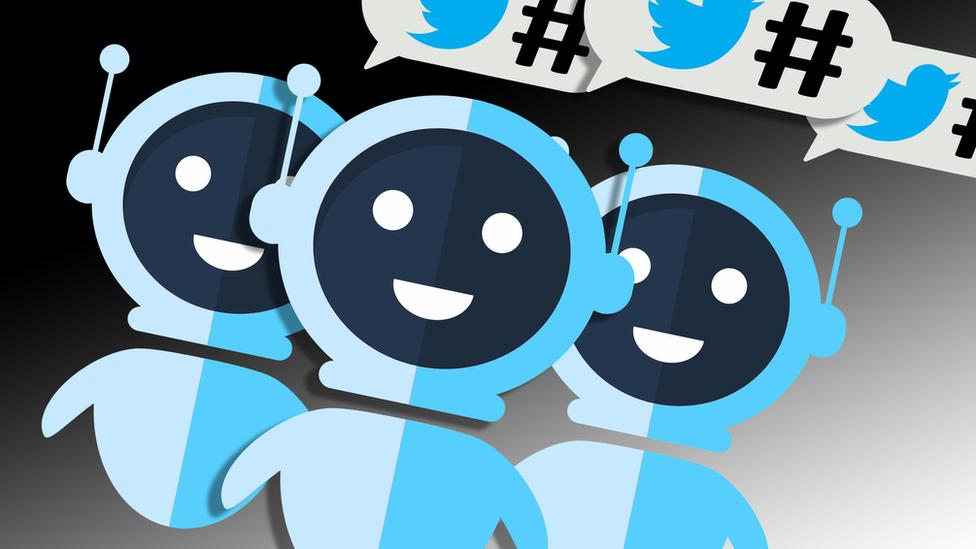 bots de Twitter