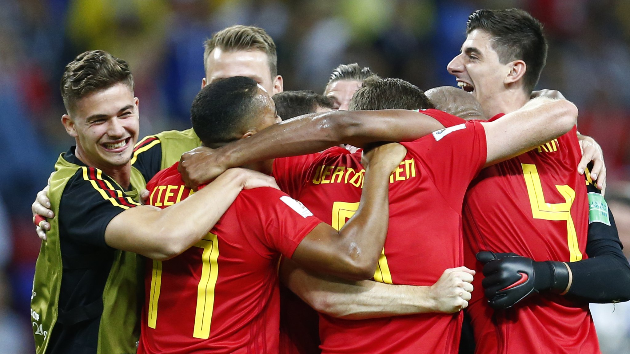'The team to beat' - are Belgium favourites for the World Cup?