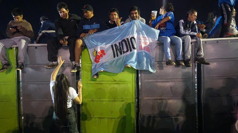 Concierto del Indio
