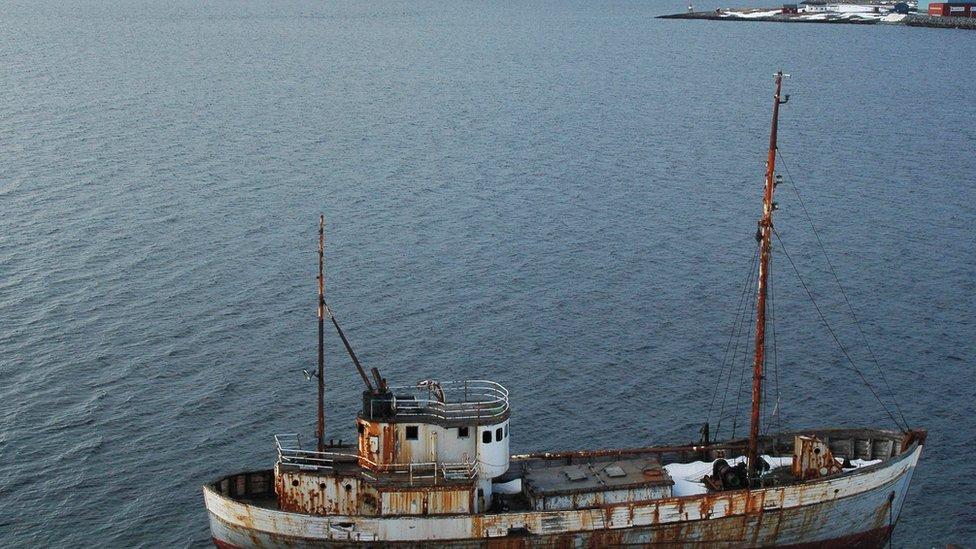 Laut di Norwegia