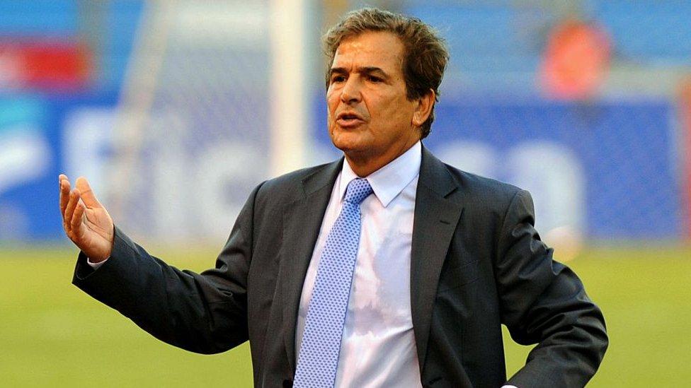 El colombiano Jorge Luis Pinto podría clasificar por segundo Mundial consecutivo como seleccionador de un país centroamericano.