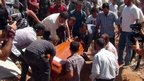 VIDEO: Syria burial for drowned Kurdi family