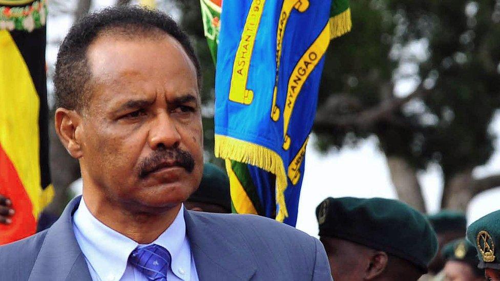 Eritrea Country Profile