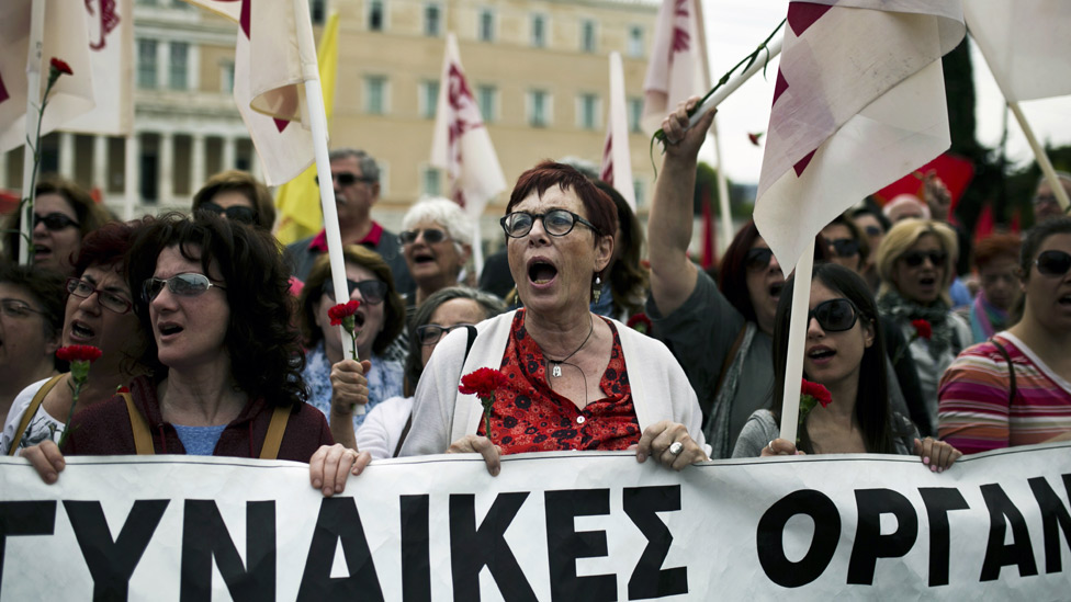 Richard Galpin: Could Brexit lead to Grexit?