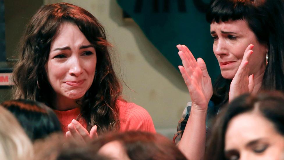El '#Metoo' de Argentina: la denuncia por violación de la actriz Thelm ...