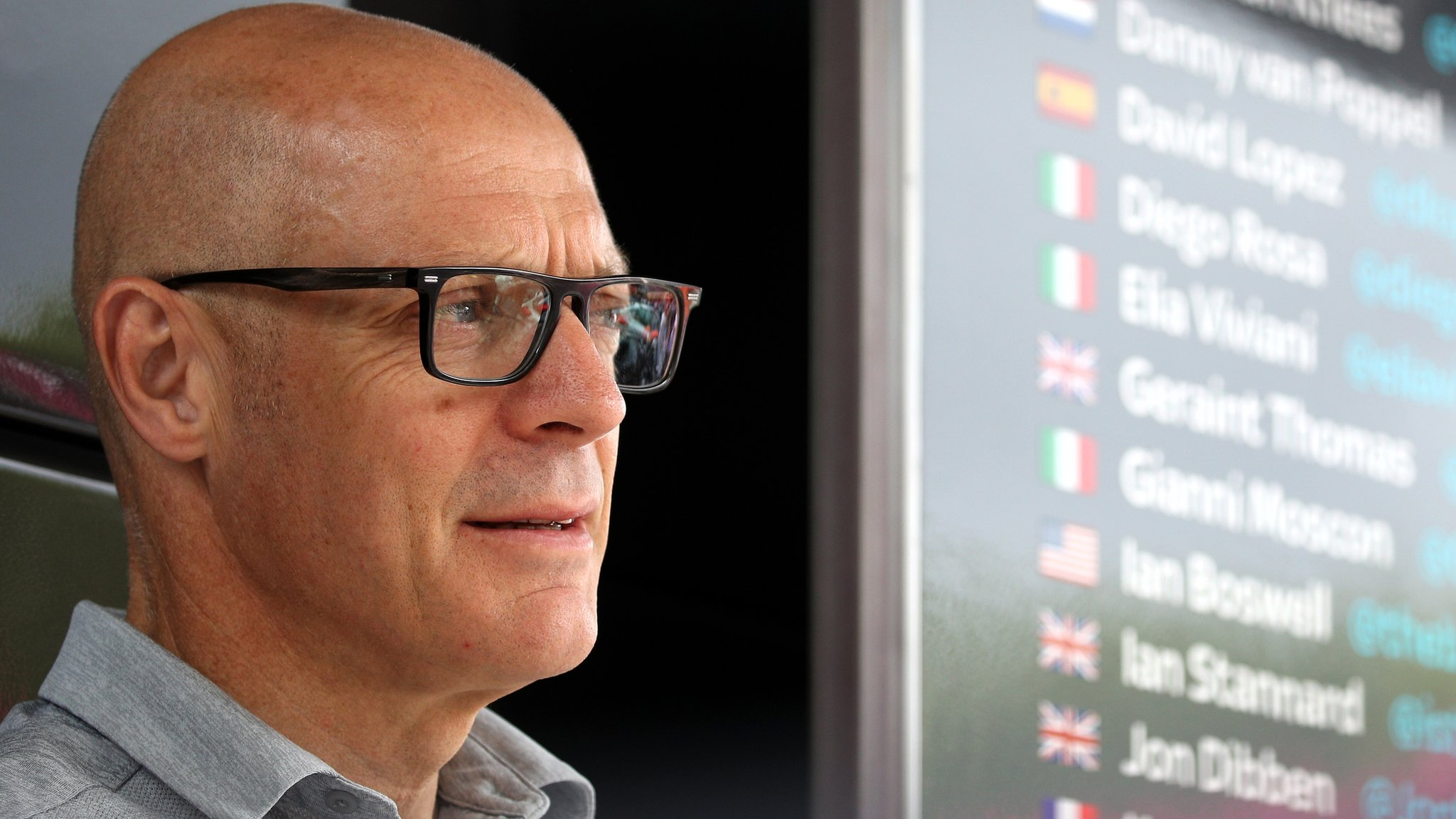Tour de France 2017: Team Sky's Dave Brailsford 'regrets' exchange with reporter