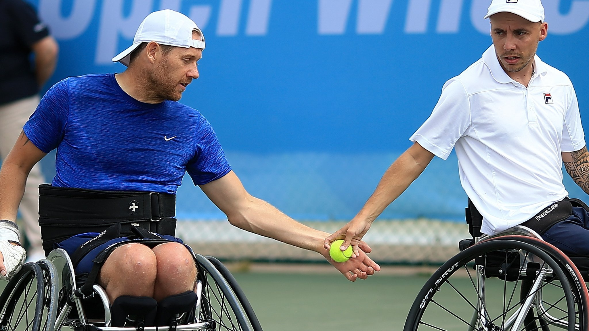 GB's Cotterill & Lapthorne lose Masters final
