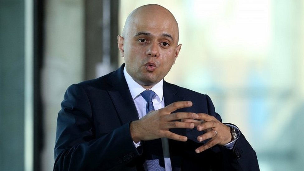 Conservative leadership: Javid and other contenders take to the stage
