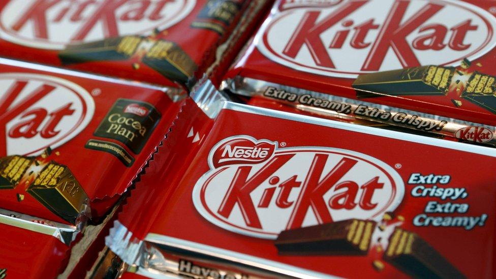 Kit Kat accused of copying Atari game Breakout