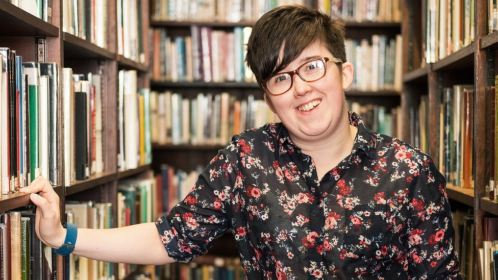 Lyra McKee: Murdered journalist's 'dreams snuffed out'