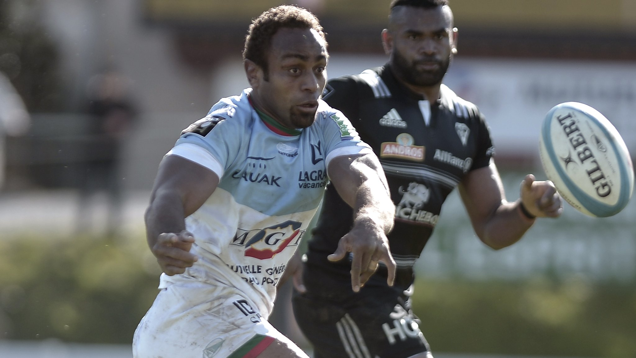 Wasps: Fiji centre Gaby Lovobalavu signs for 2017-18 season from Bayonne