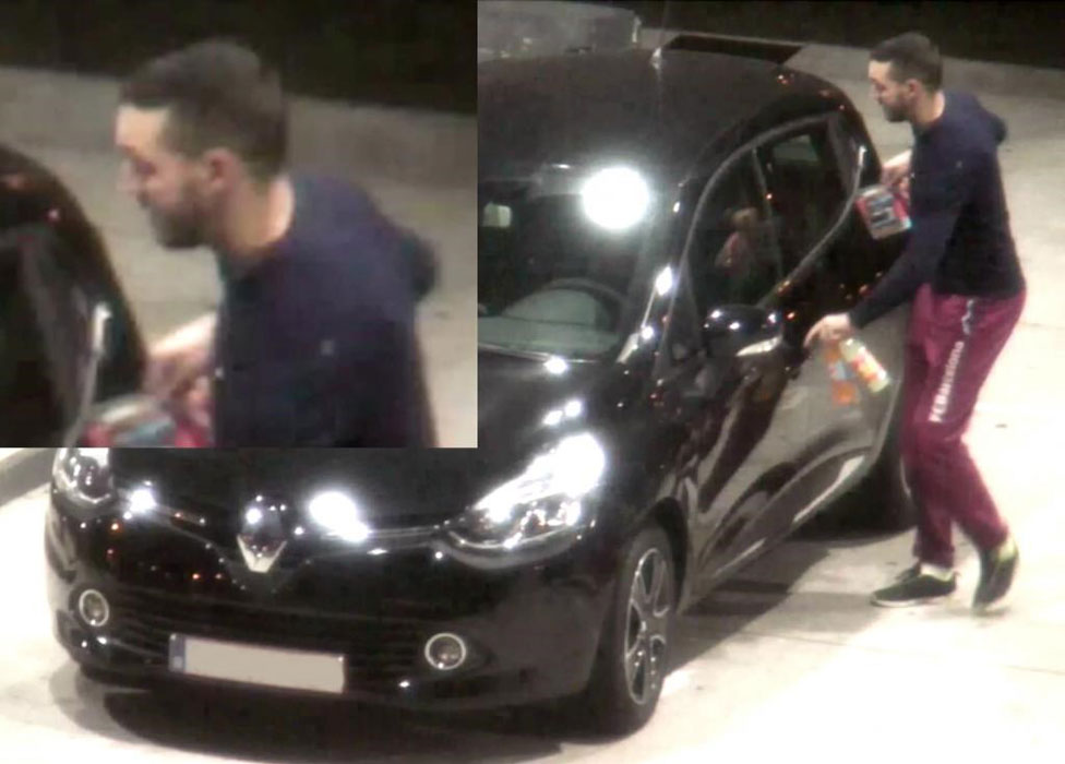 Mohammed Abrini was photographed with Salah Abdeslam shortly before the Paris attacks