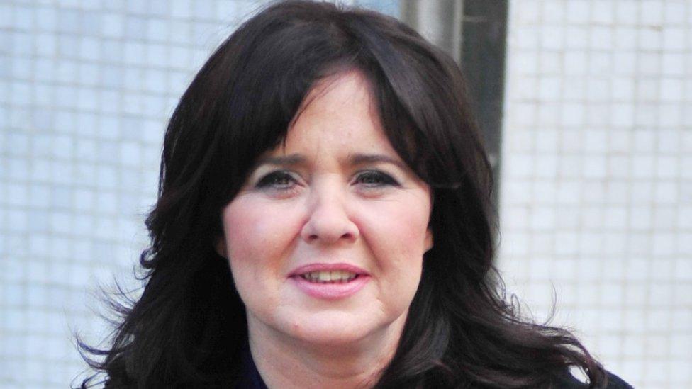 Coleen Nolan cancels all work after online trolling