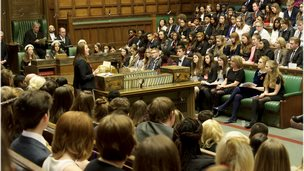Youth Parliament in 2014