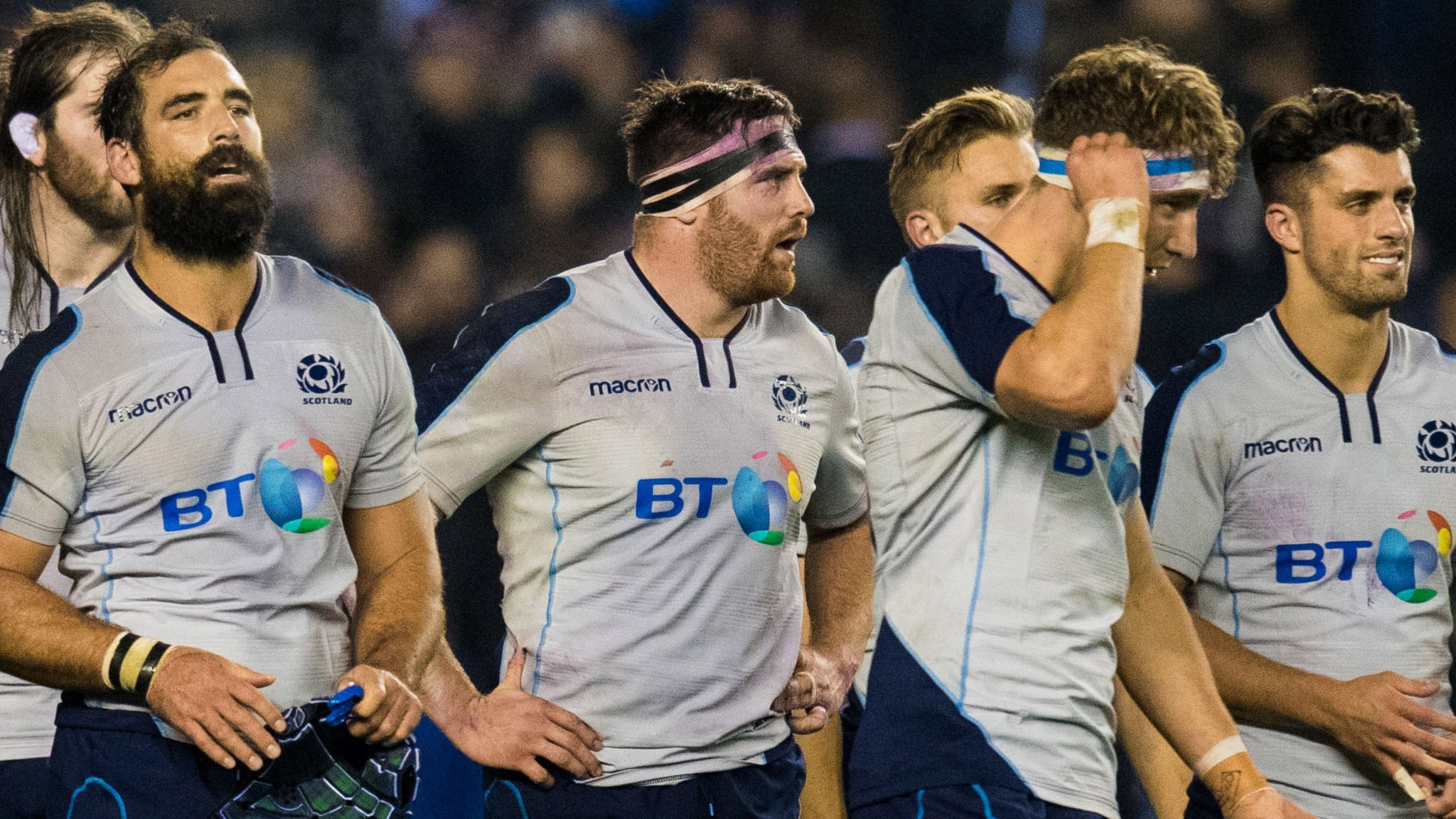 Scotland lament 'what might-have-beens' after South Africa loss
