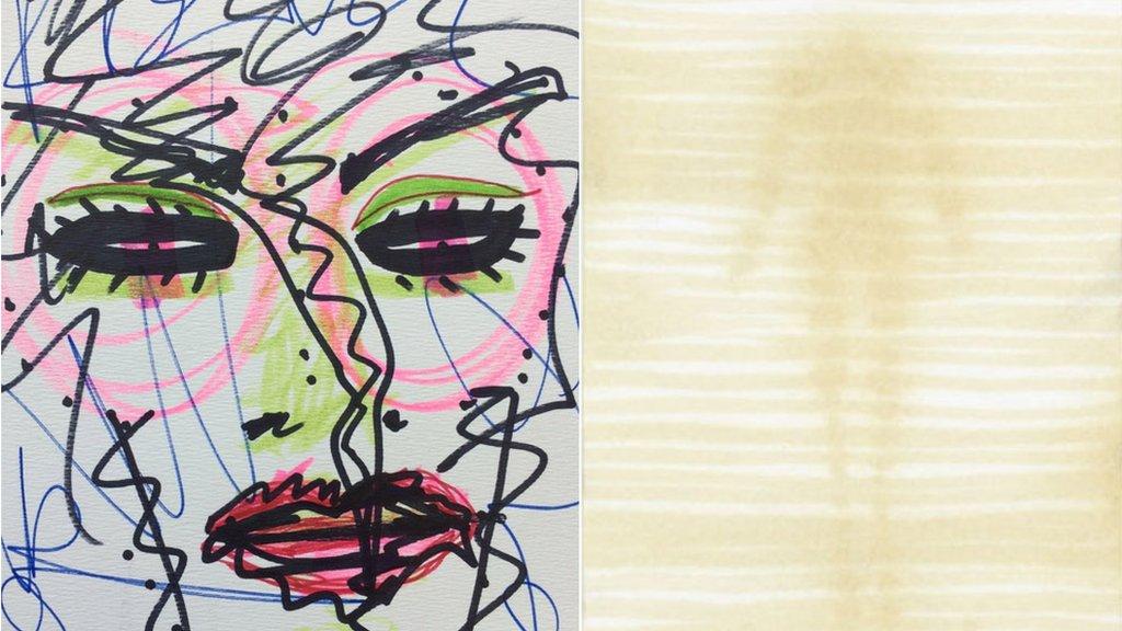 Boy George sketch outsells Gormley
