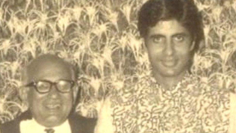 अमिताभ बच्चन की पहली फ़िल्म 'सात हिन्दुस्तानी' के 50 साल