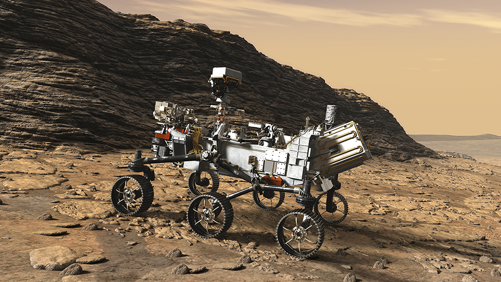 Nasa hopes to find ancient life on Mars