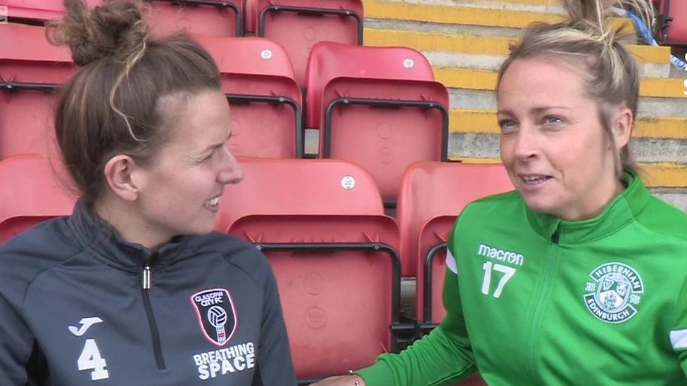 'Put us together and what a player' - rivals preview SWPL Cup final