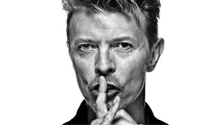 David Bowie's NI art to be auctioned