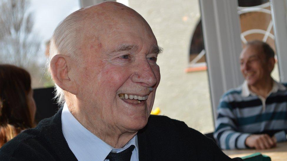 'Bored stiff' Paignton pensioner retires aged 91