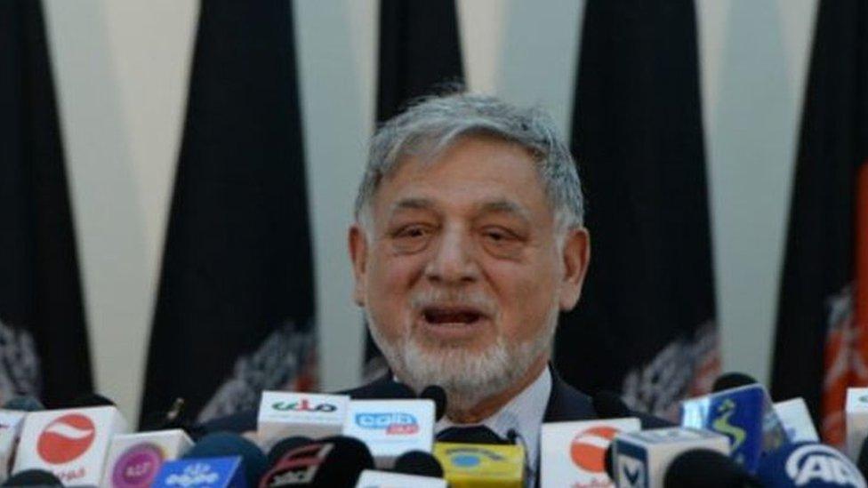 د افغانستان د ټاکنو کمیسیون پخوانی مشر په زندان محکوم شو