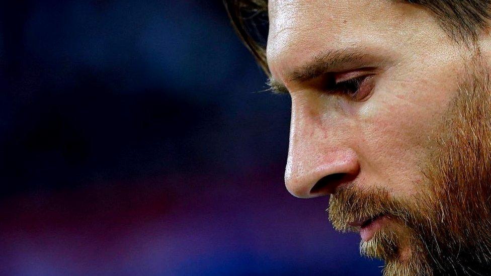 ২০১৮ বিশ্বকাপ ফুটবলে লিওনেল মেসির হতাশাজনক খেলার কারণ কী?