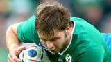Iain Henderson was man of the match when Ireland struggled to overcome Italy last weekend