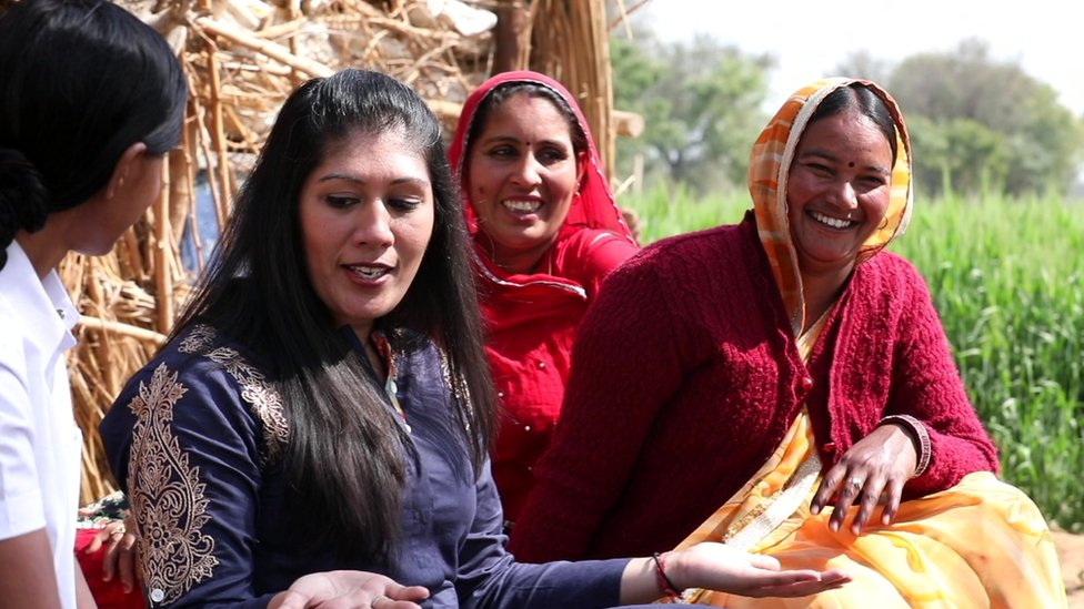 The Indian women lighting the way for change