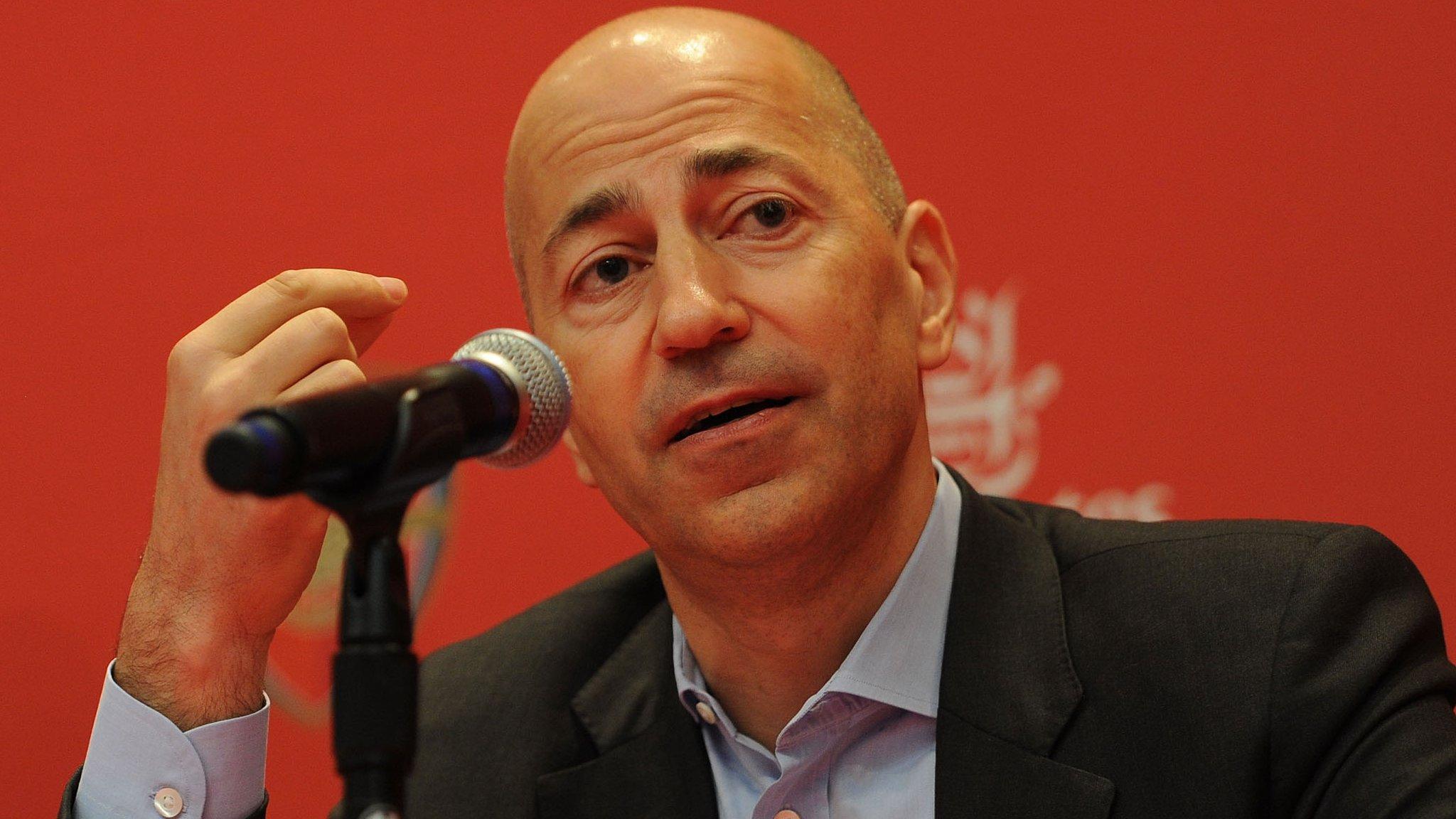 Arsenal can't 'outgun' transfer market rivals - Ivan Gazidis