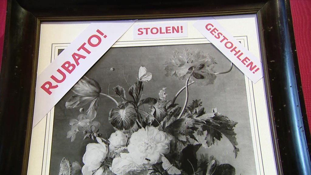 Might this Nazi-stolen painting be returned?