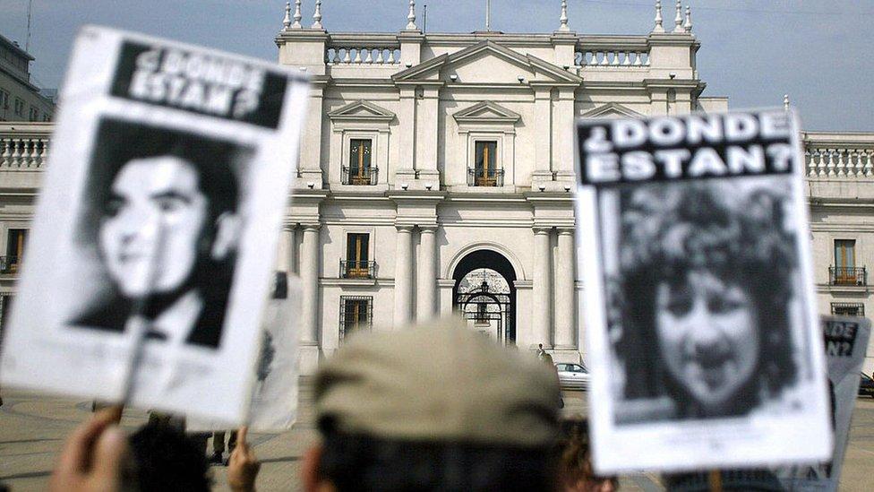Condenan a 106 represores por 16 desapariciones — Chile