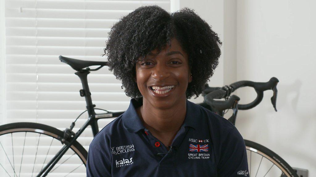 Paralympic champion Kadeena Cox on love of baking and cycling return