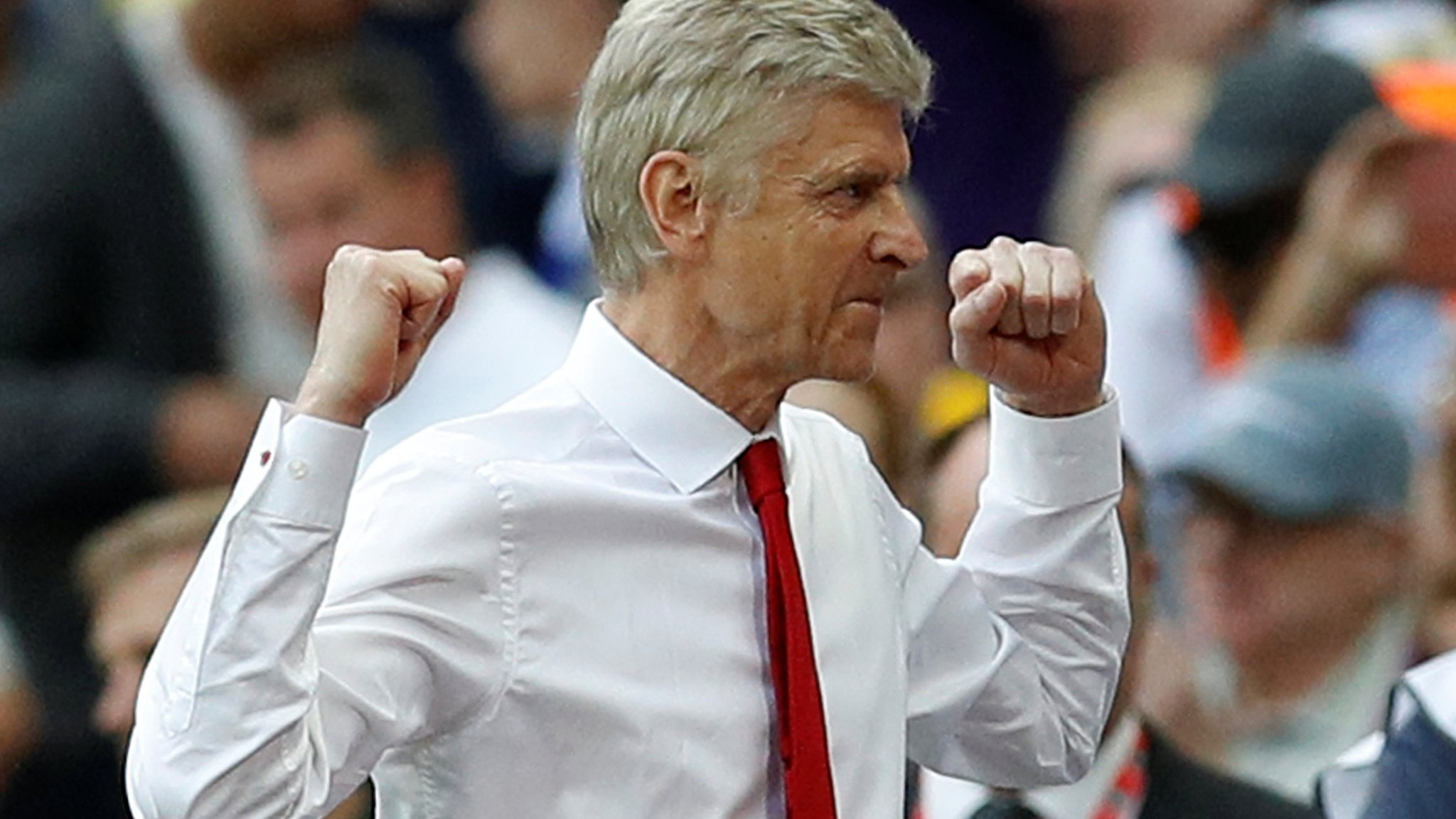 FA Cup: Arsene Wenger proud of 'outstanding' Arsenal