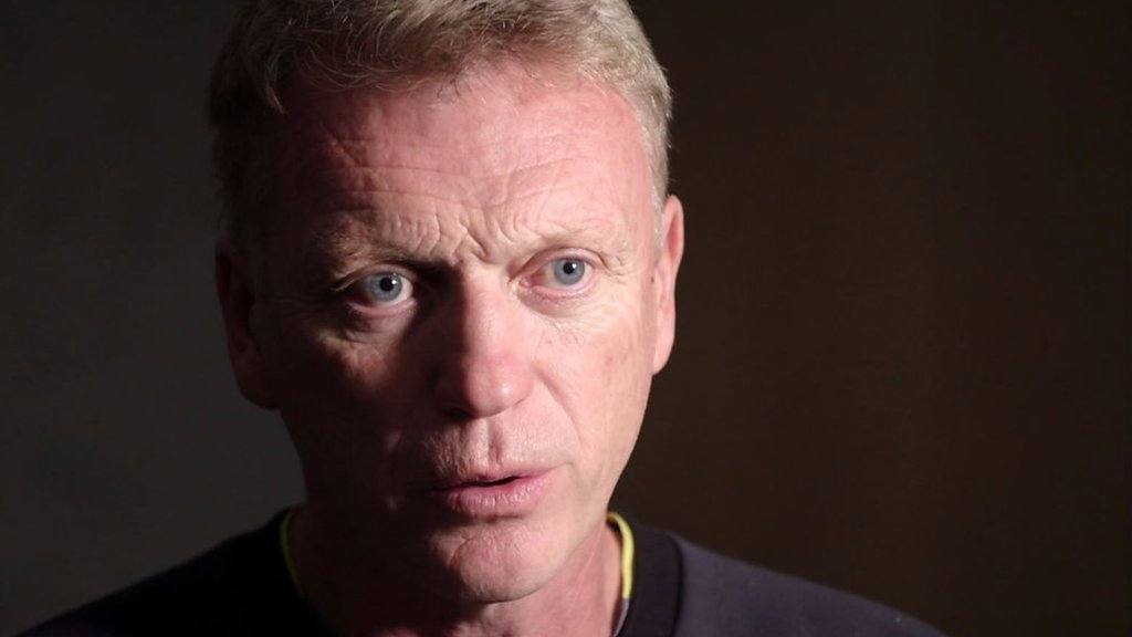 Sunderland's David Moyes on the perils of football's blame game